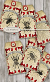 Spider Tags - 9032