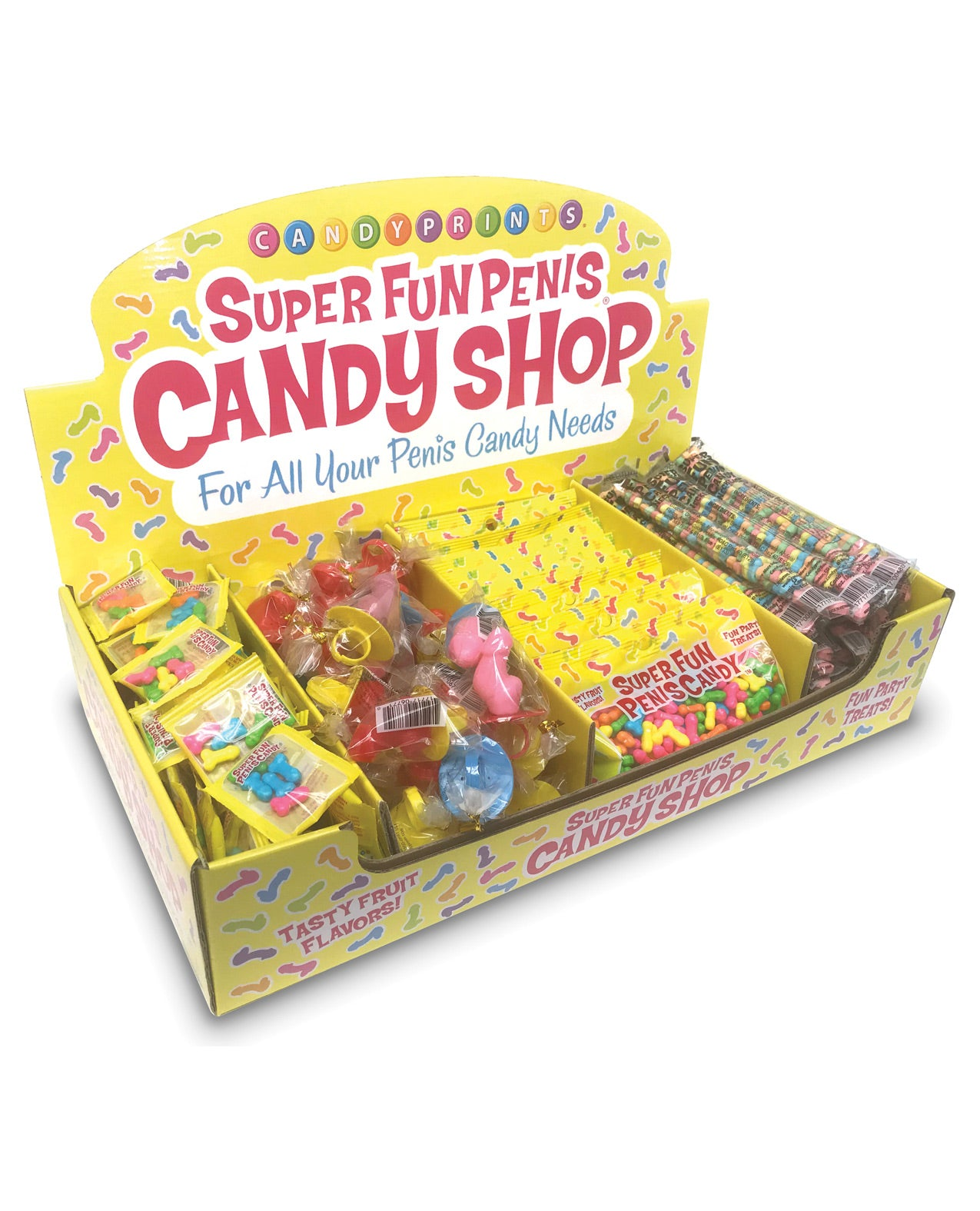 Super Fun Penis Candy Shop