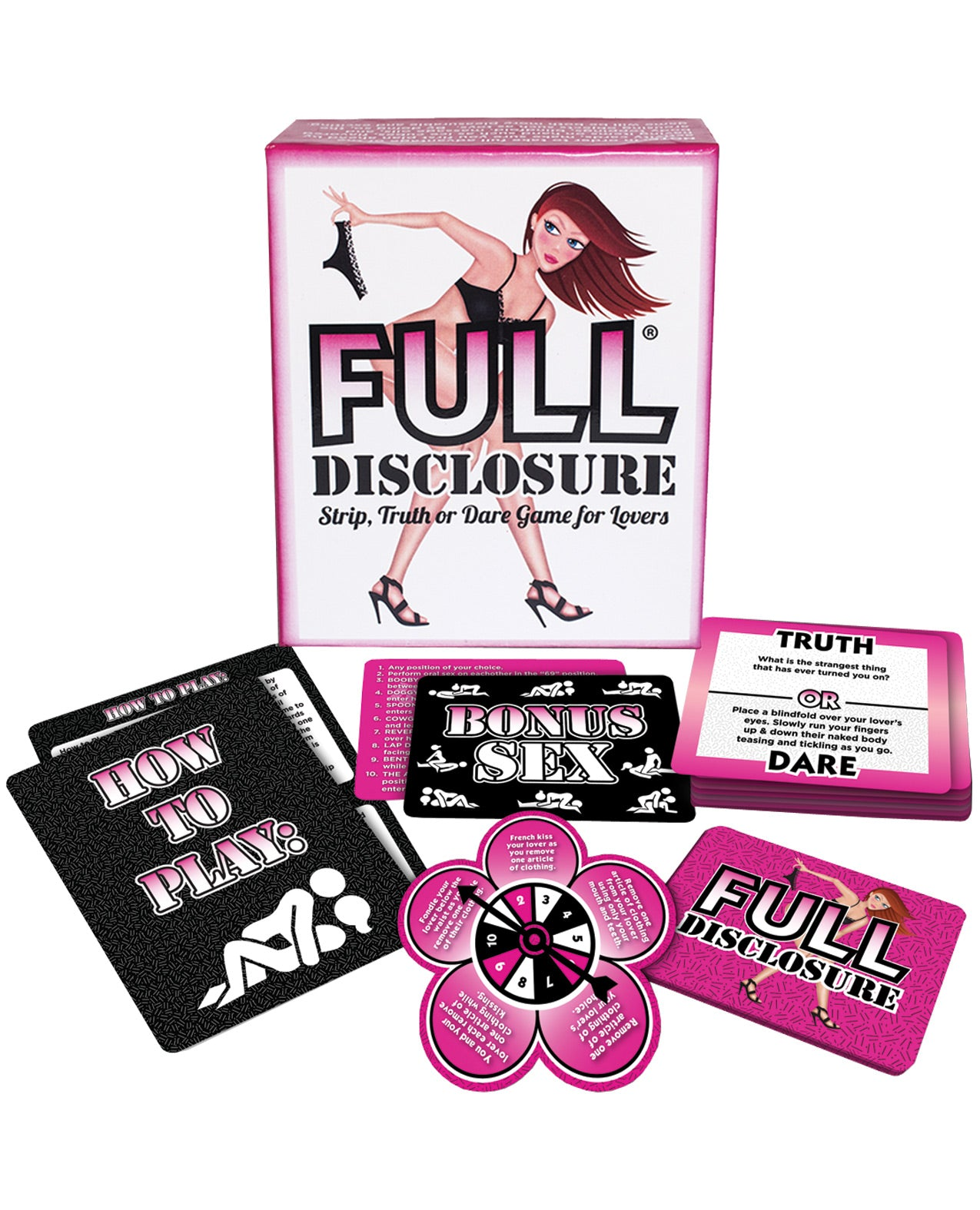 Full Disclosure Game