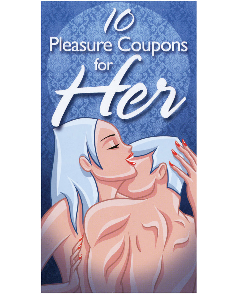10 Pleasure Coupons for Her, Setting The Mood - The Fallen Angel