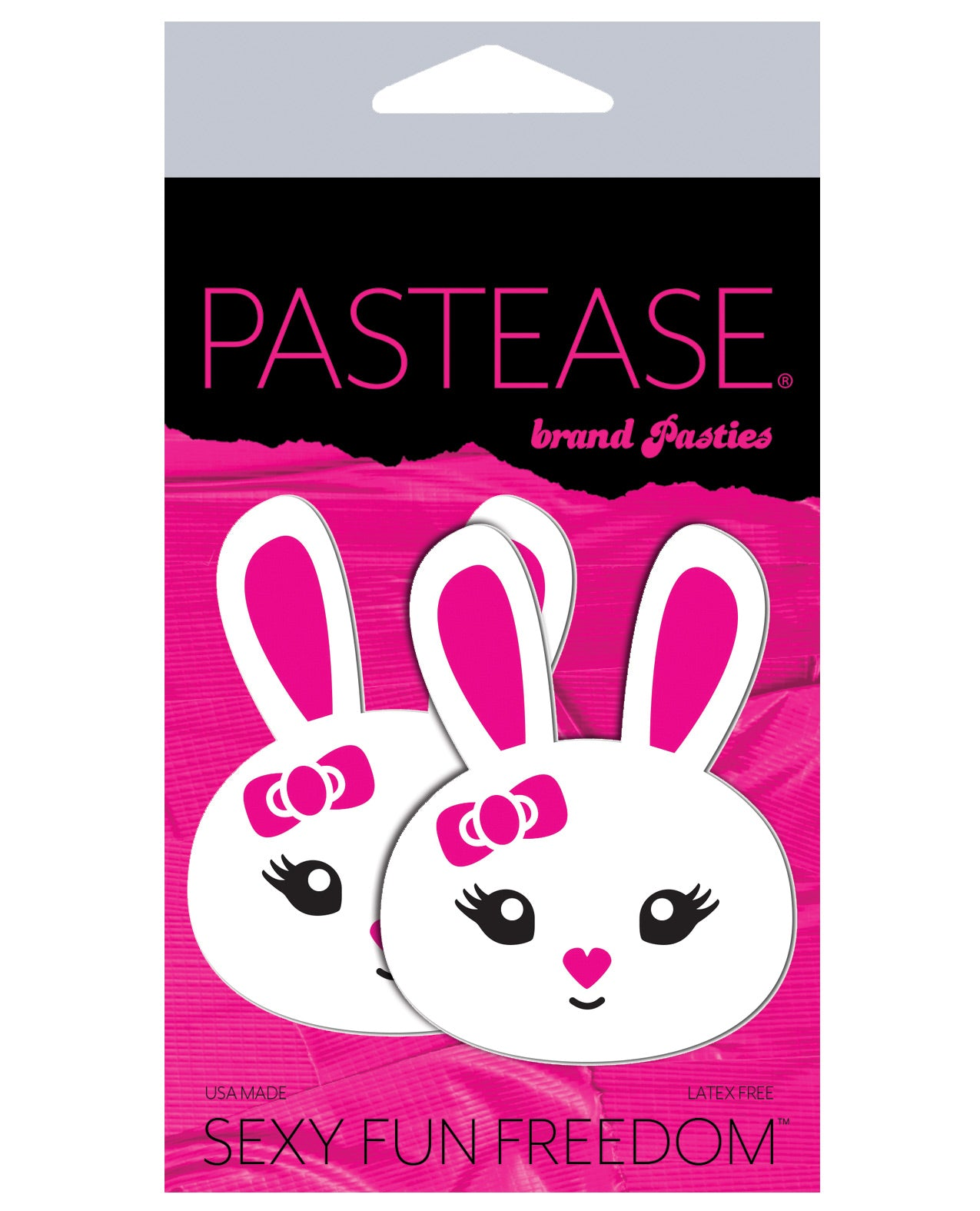 Pastease Bunny - White O/S