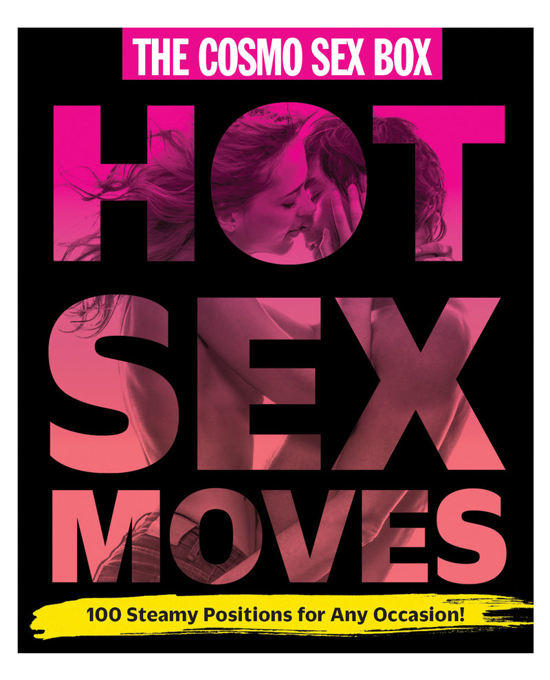 The Cosmo Sex Box of Hot Sex Moves - 100 Steamy Positions for any Occasion