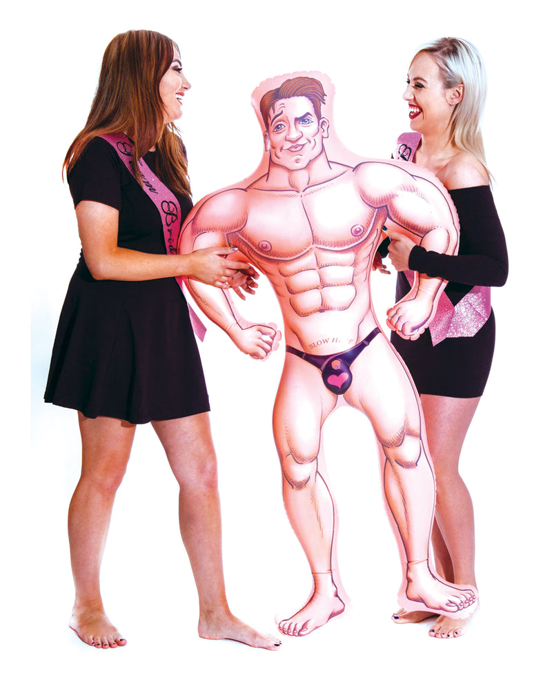 Harry the Hunk 5 ft Inflatable Man