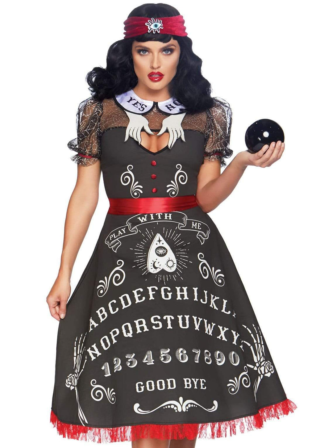*2 PC Spooky Board BeautyCostumes