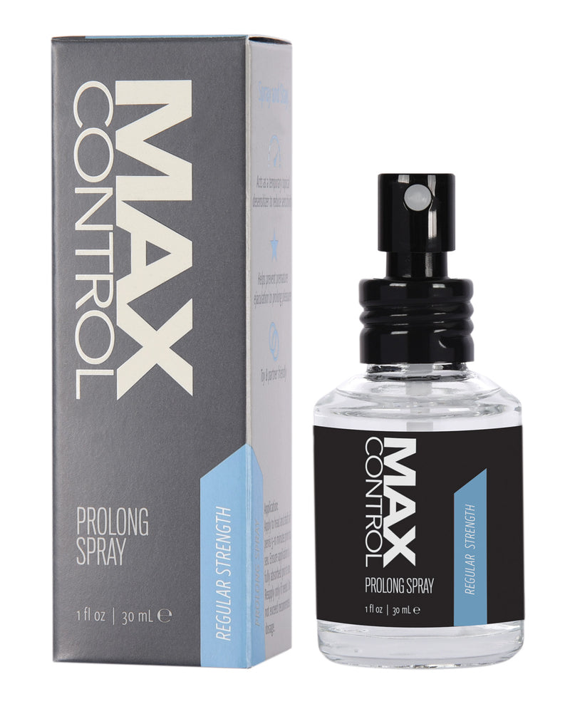 Max Control Prolong Spray Regular Strength - 1 oz