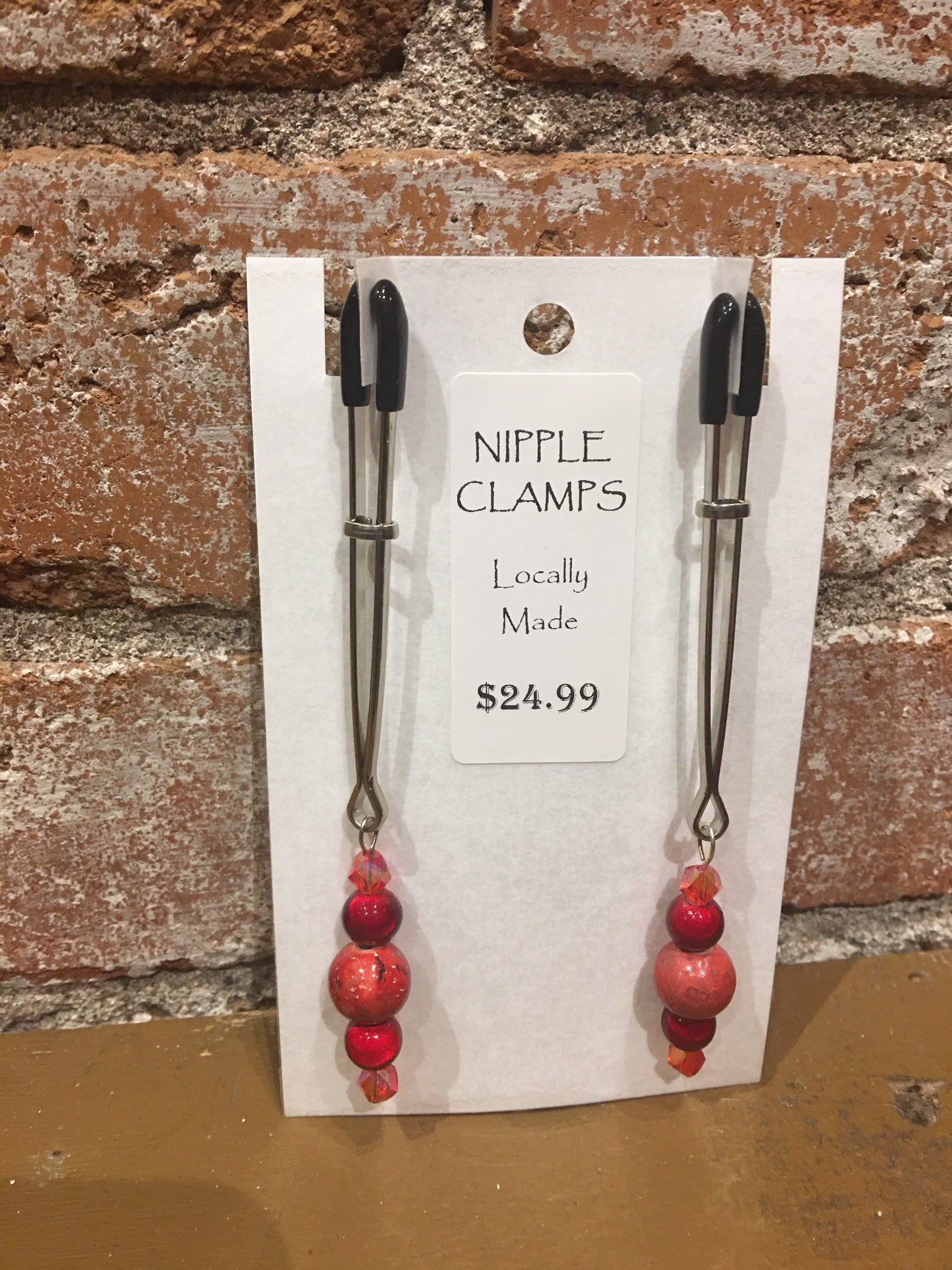 Nipple Clamps & Suckers