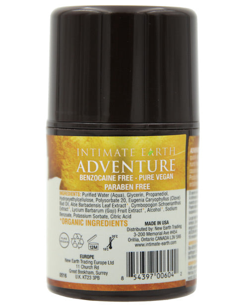 Intimate Earth Adventure Anal Spray for Women - 30 ml