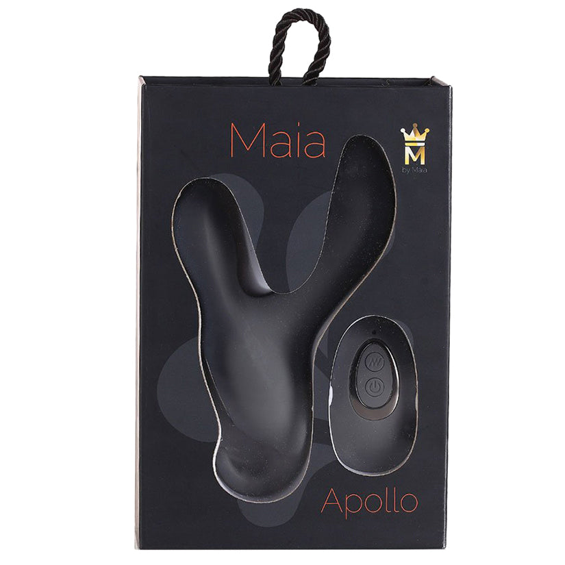 *Maia Apollo Remote Control Prostate MassagerVibrators