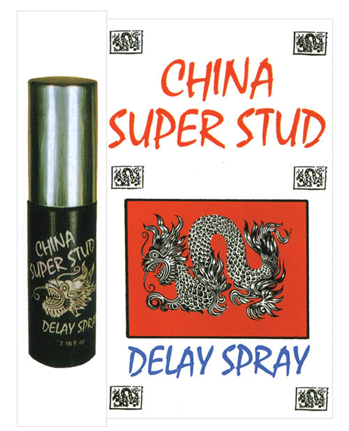 China Super Stud Spray - .44 oz - The Fallen Angel