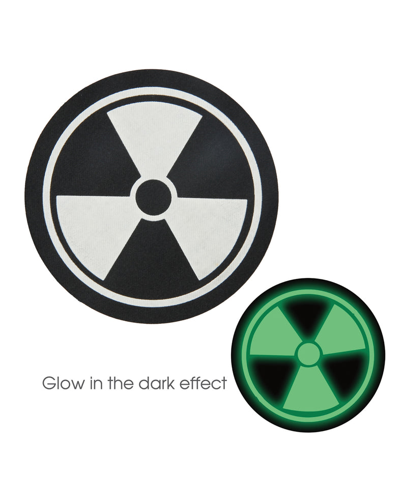 Peekaboos Glow in the Dark Hazmat - Pack of 2