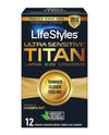 Ultra Sensitive Titan - Pack of 12
