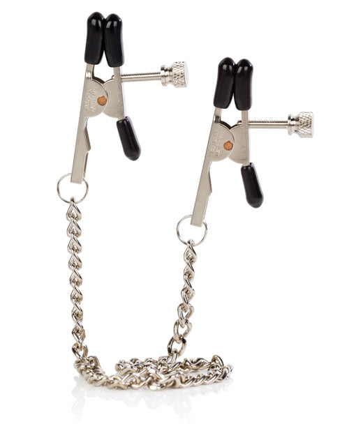 Bull Nose Nipple Clamps - The Fallen Angel