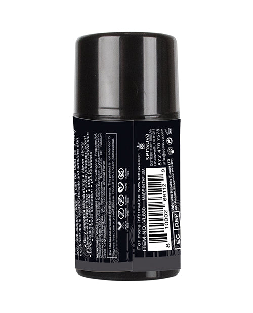 Sensuva On Bold Delay Gel for Him - 1 oz