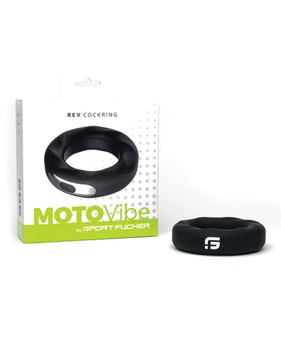 Sport Fucker Motovibe Rev Cockring 48 mm - Black