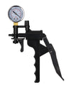 Shots Pumped Elite Beginner Pump w/PSI Gauge - Black