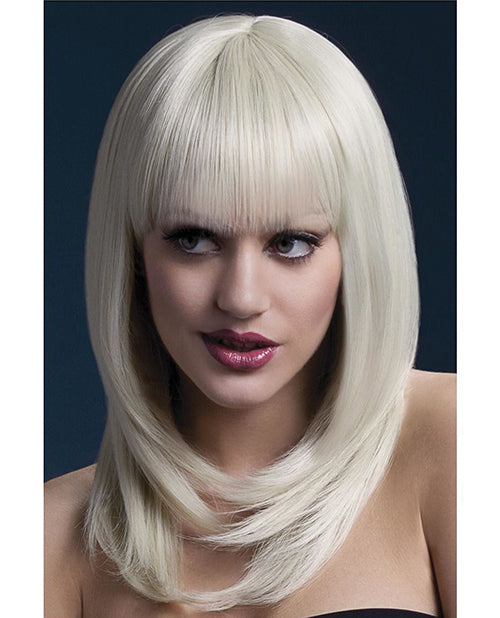 Smiffy The Fever Wig Collection Tanja - Blonde