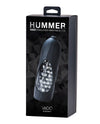VeDo Hummermax Rechargeable Vibrating Sleeve - Black Pearl