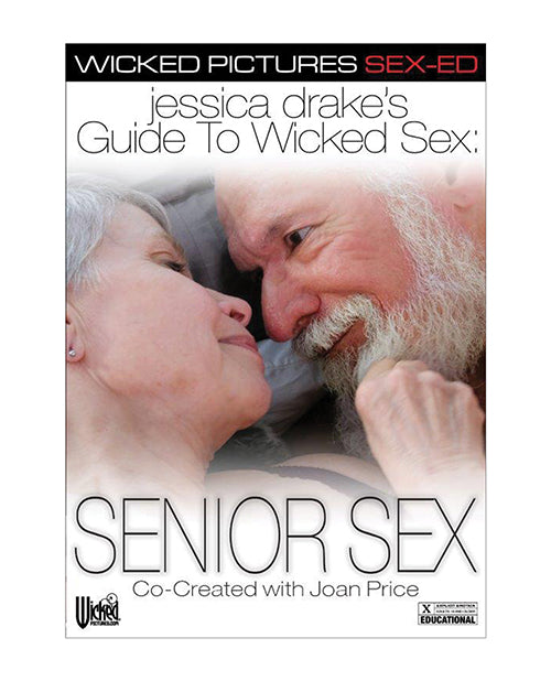 Jessica Drakes Guide to Wicked Sex - Senior Sex
