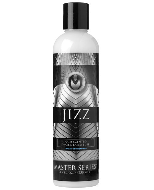 Master Series Jizz Scented Lube - 8 oz - Lubricants - The Fallen Angel