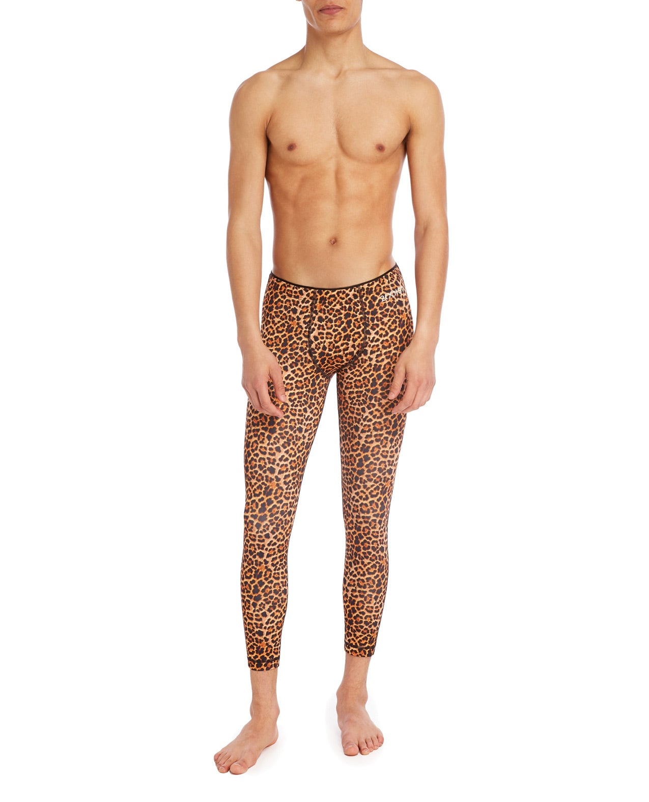 2XIST Performance Legging - Cheetah