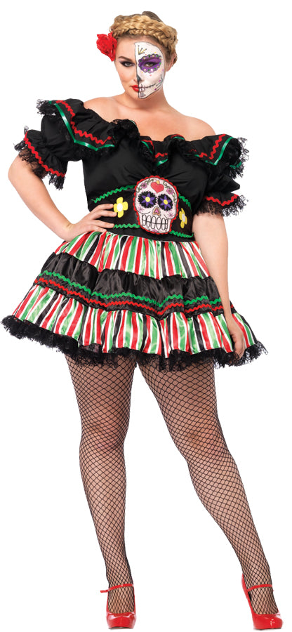 *Day of the Dead DollCostumes