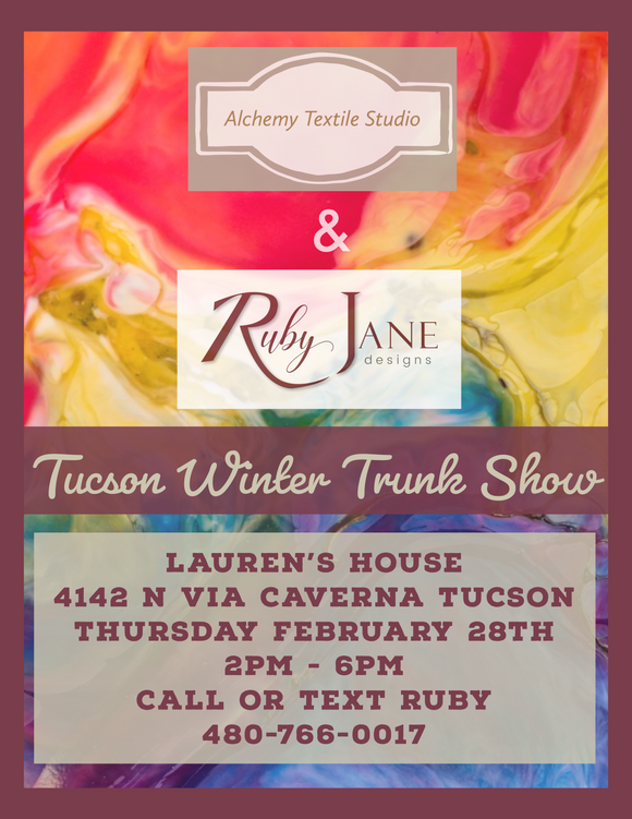 Tucson Winter Trunk Show