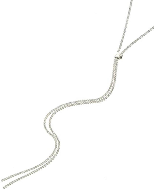 Diva Necklace – Silver