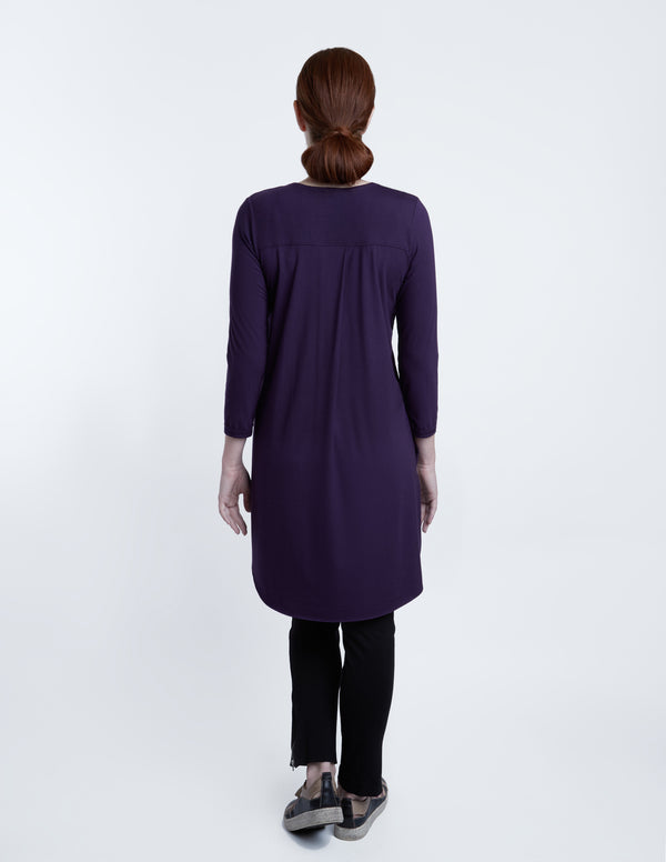 Jaclyn 3/4 sleeve tunic