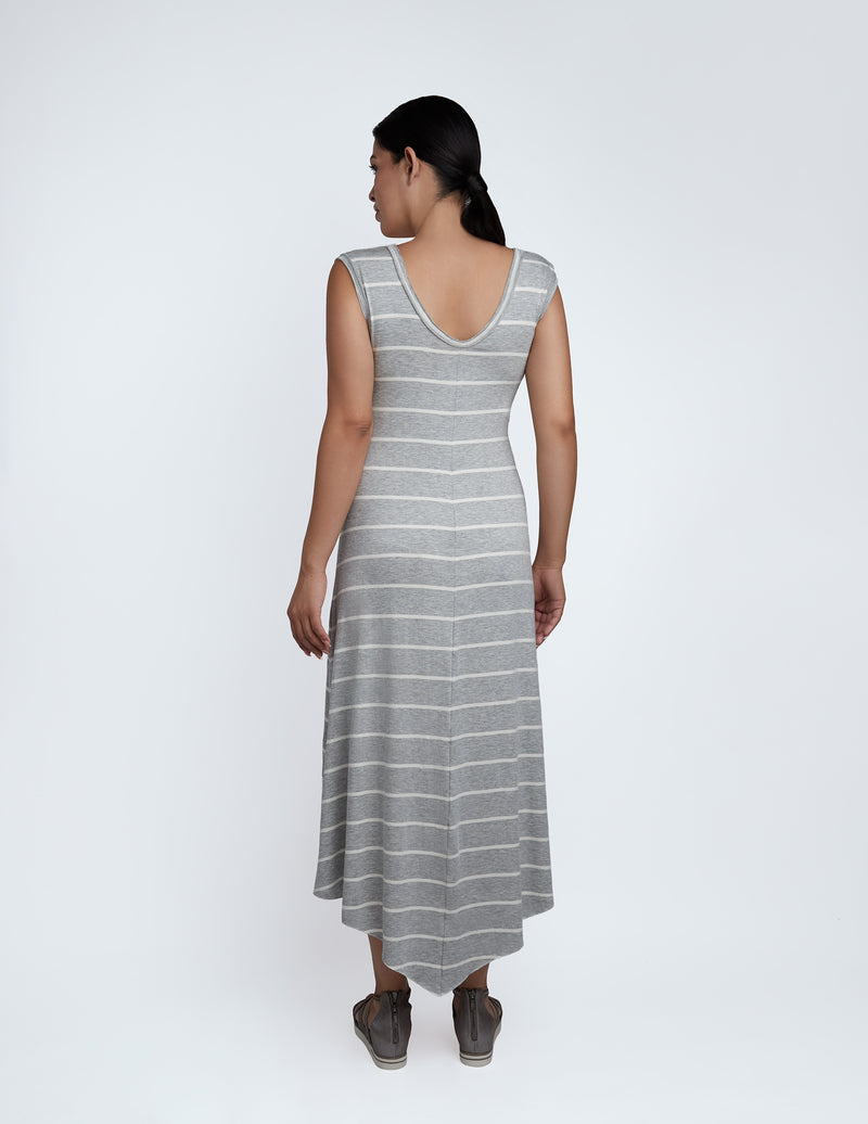 Linda Dress in Stripes