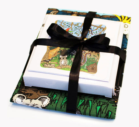Australian Wildlife Canapé Plate Gift Pack