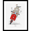 Limited Edition Art Print: Ewe-turn