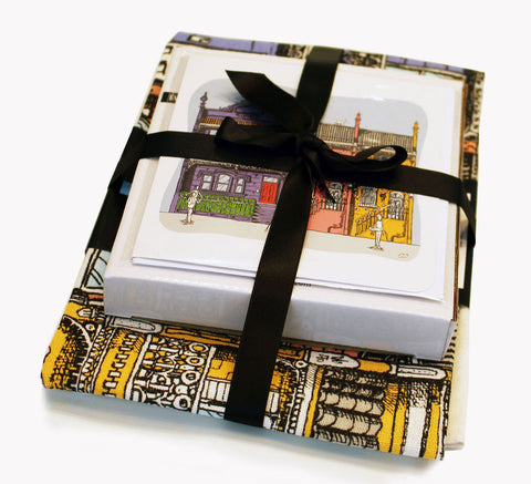 Inner City Canapé Plate Gift Pack