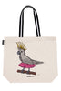 Cotton Tote Bag: Cockatutu