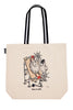 Cotton Tote Bag: Rack of Lamb