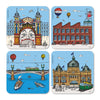 Coaster Sets: Melbourne Collection