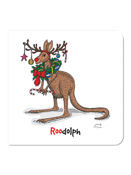 Roodulf Christmas Card