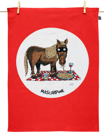 Mascarpone Tea Towel
