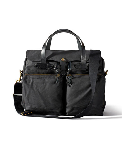 24-Hour Tin Briefcase - Black