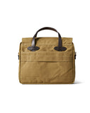 24-Hour Tin Briefcase - Tan