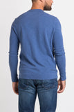 MT. Adams Crew Neck Pullover - Blue