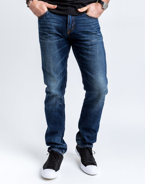 Mick Straight Jean - Dark Wash