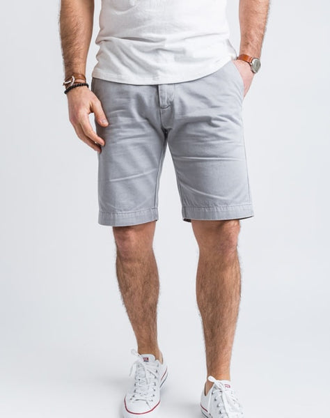 Chino Short - Grey