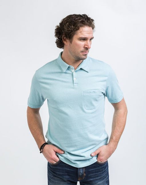 The Alex golf polo in croatia is known for its structure and good fit.