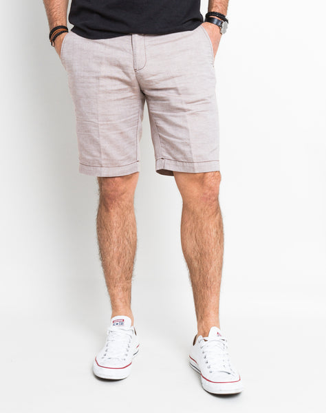 Oxford Short - Taupe