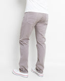 Mick Slim Straight Pant - Grey