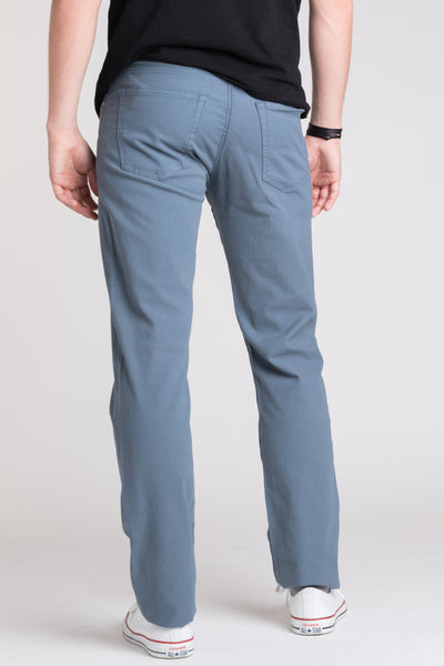 Hunter Twill 5 Pocket Pant - Sky