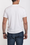 Pioneer Supima Crew Neck - White