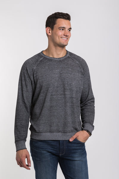 Leschi Pullover Sweatshirt - Medium Heather