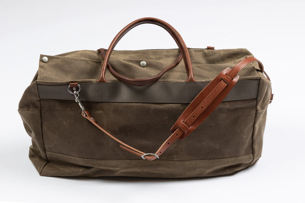 Grand Tourer Duffel - Olympic Moss