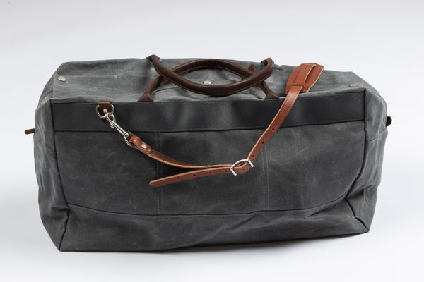 Grand Tourer Duffel - North Coast Grey